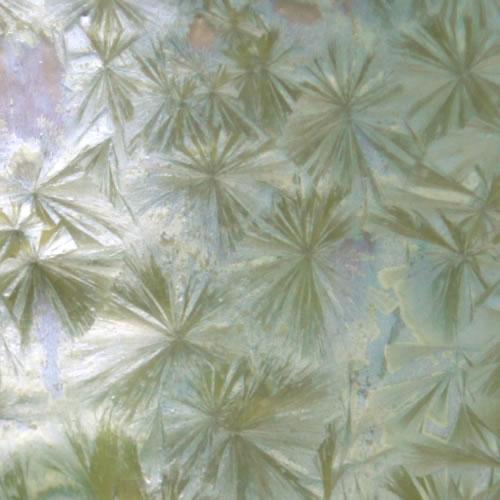 亜鉛結晶釉1